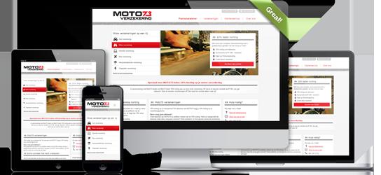 Moto73 verzekering